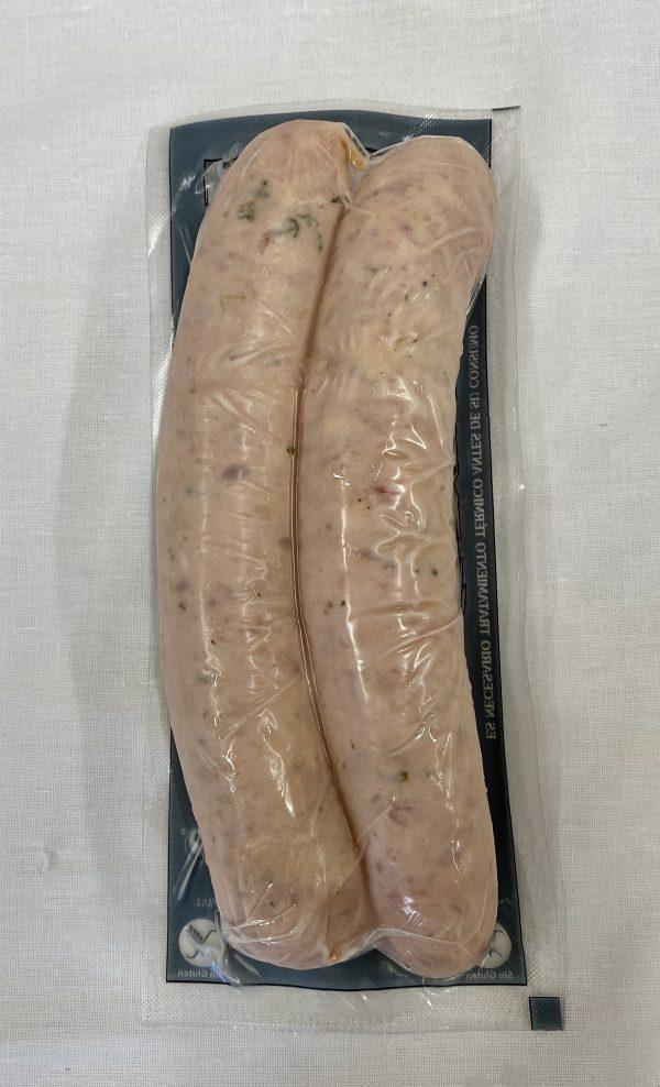 Salchicha knowdelwurst_Embutidos Bernal