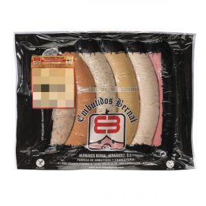 salchichas variadas_Embutidos Bernal-01