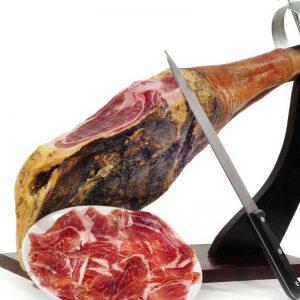 jamón iberico oferta embutidos bernal